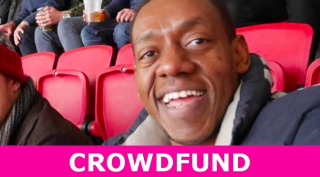 Bristol Bisons has launched a fundraiser for gay teammate Ken Macharia, who could be removed to Kenya