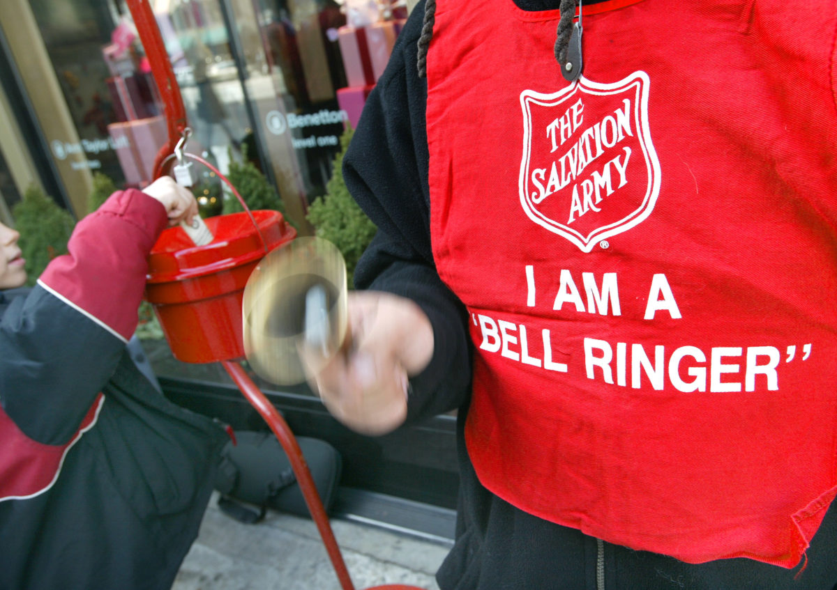 Salvation Army warns staff against public homophobia