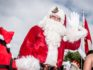 A councillor is proposing a motion in Newton Aycliffe, County Durham, to stop women from playing Santa Claus. (MADS CLAUS RASMUSSEN/AFP/Getty Images)