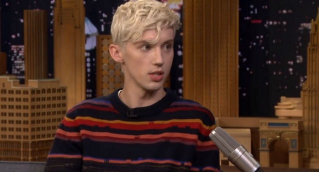 Troye Sivan spoke out against conversion therapy (The Tonight Show Starring Jimmy Fallon/youtube)