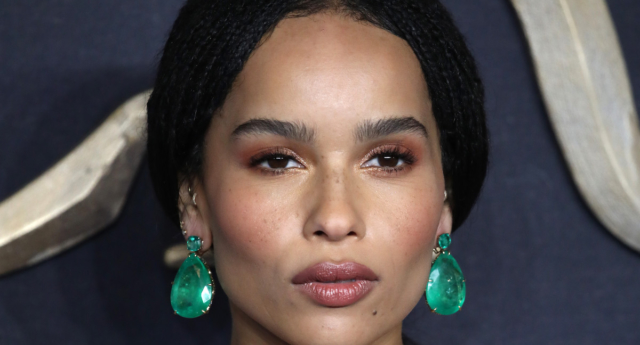 Zoe Kravitz blasts Lily Allen over 'attacking' her