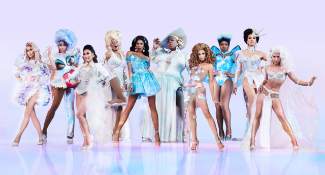The queens are back to fight it out in the fourth editor of RuPaul Drag Race All Stars (World of Wonder)