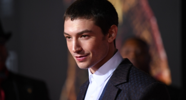 Fantastic Beasts star Ezra Miller opened up about his polyamorous sex life (ROBYN BECK/AFP/Getty)