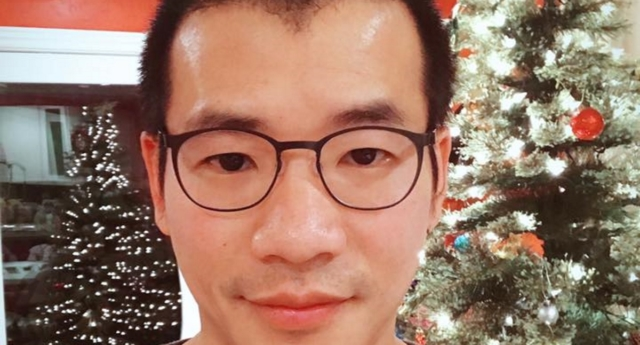 Grindr president Scott Chen sparked outrage with his Facebook post (scott chen/facebook)