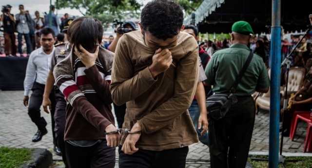 Gay sex is already banned in the Indonesian province of Aceh (Ulet Ifansasti/Getty)