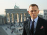 Daniel Craig poses with the Brandenburg Gate behind during a photocall prior the German premiere of the new James Bond movie 'Spectre' at Hotel Adlon on October 28, 2015 in Berlin, Germany.  (Sean Gallup/Getty for Sony Pictures)