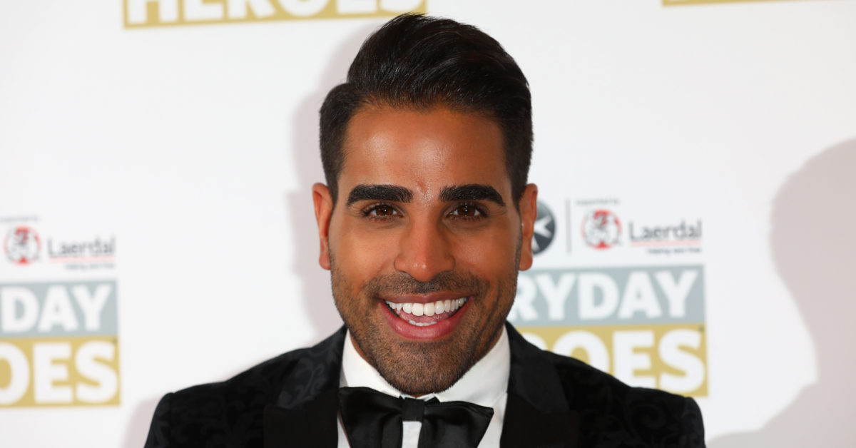 Dr Ranj Singh attends the St John Ambulance Everyday Heroes Awards on September 24, 2018 in London, England.  (Tim P. Whitby/Getty for St John Ambulance)