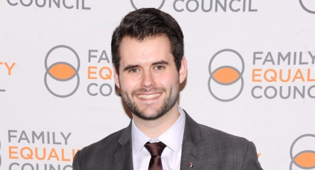 Zach Wahls pictured at the Family Equality Council's Night in 2013. (Jamie McCarthy/Getty Images for Family Equality Council)