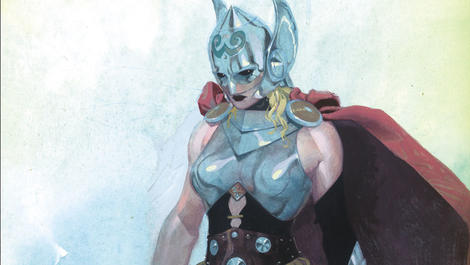 Thor was reintroduced as a woman in 2014. (