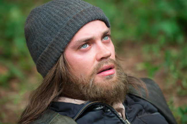 Jesus Walking Dead actor Tom Payne