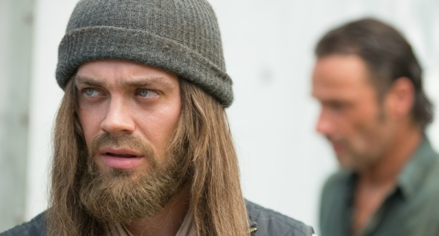Tom Payne: Walking Dead star 'disappointed' by lack of gay plot arc