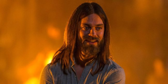 Jesus Walking Dead: Tom Payne played Jesus