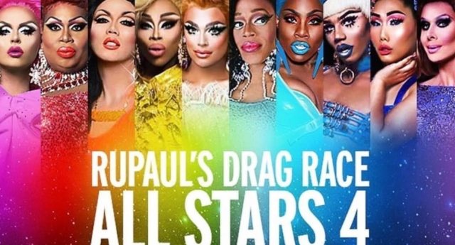 The cast of RuPaul's Drag Race: All Stars 4 which premiers on December 14 2018 (VH1).