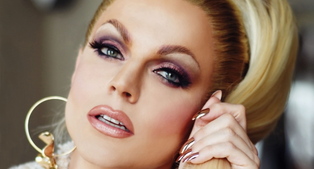 Courtney Act released Fight for Love as part of her bid to represent Australia at Eurovision 2019. (Supplied)