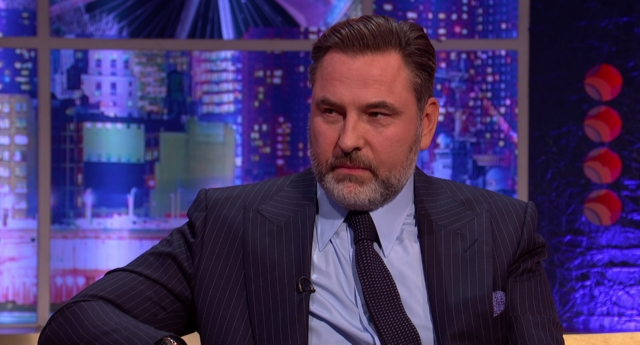 David Walliams says on The Jonathan Ross Show that he would appear on Strictly Come Dancing