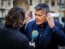 Emile Ratelband used the trans struggle to justify trying to lower his age from 69 to 49 (ROBIN VAN LONKHUIJSEN/AFP/Getty)