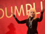 Dolly Parton performs onstage at a luncheon for the Netflix Film Dumplin' at Four Seasons Hotel Los Angeles (Photo by Matt Winkelmeyer/Getty Images for Netflix)