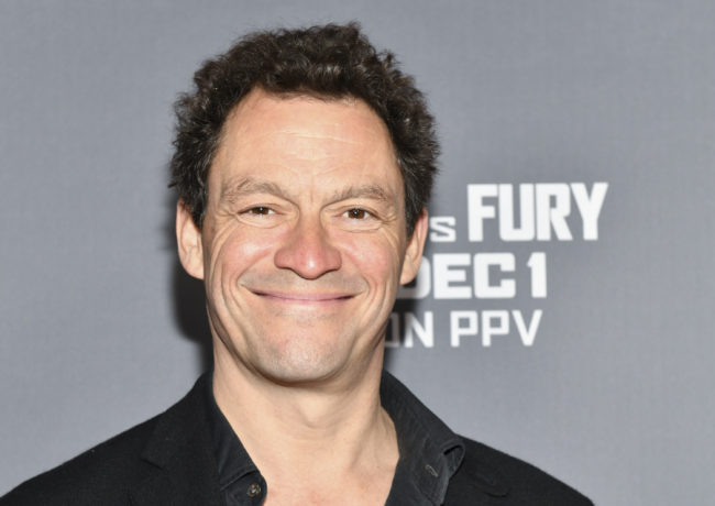 Actor Dominic West.