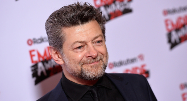 Actor and director Andy Serkis attends the Empire Awards (Jeff Spicer/Getty)