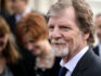 Colorado baker Jack Phillips was previously the subject of a US Supreme Court lawsuit after he refused to make a cake for a gay couple. (Chip Somodevilla/Getty Images)