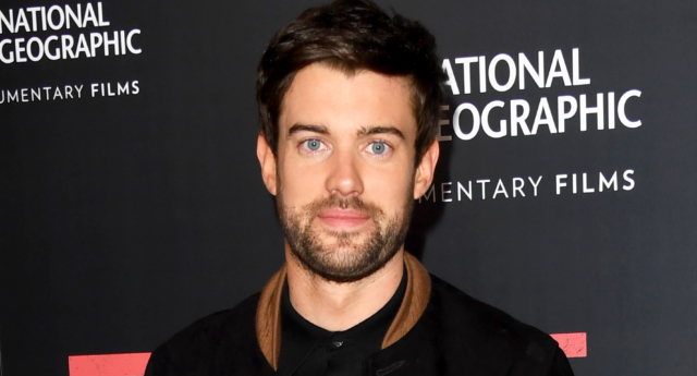"Jack Whitehall attends gala screening of ""Free Solo"" at BFI Southbank (Stuart C. Wilson/Getty Images)"