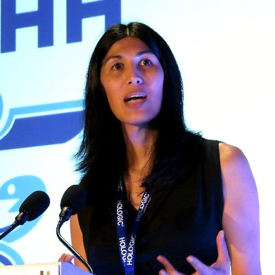 Kate Nambiar, who spoked to PinkNews about the impact drug rationing could have on trans people's health if there is a no deal Brexit