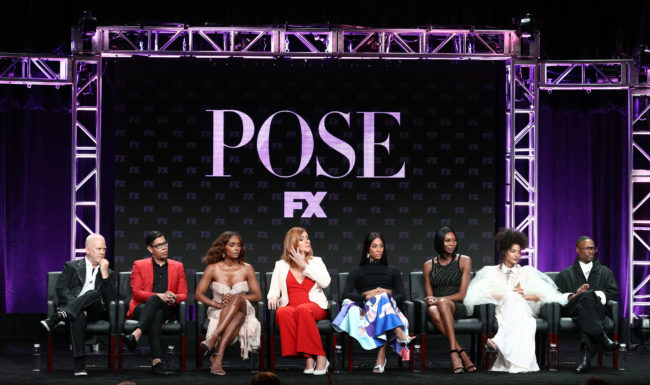 "Ryan Murphy, who is executive producer for ""Pose,"" has announced the creation of a fund to target anti-LGBT+ candidates"