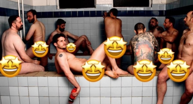 The Naked Rugby Players calendar (Facebook)