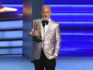 Ryan Murphy accepts the Outstanding Limited Series award for 'The Assassination of Gianni Versace: American Crime Story' onstage during the 70th Emmy Awards at Microsoft Theater on September 17, 2018 in Los Angeles, California.  (Kevin Winter/Getty Images)