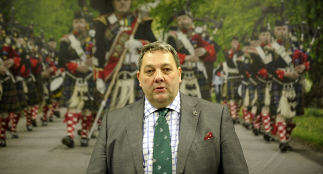 UK Independence Party Member of the European Parliament David Coburn (Andy Buchanan/AFP/Getty)