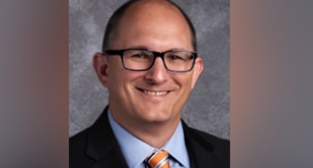 Teacher Peter Vlaming has been sacked for refusing to use a student's preferred pronouns. (NBC12)