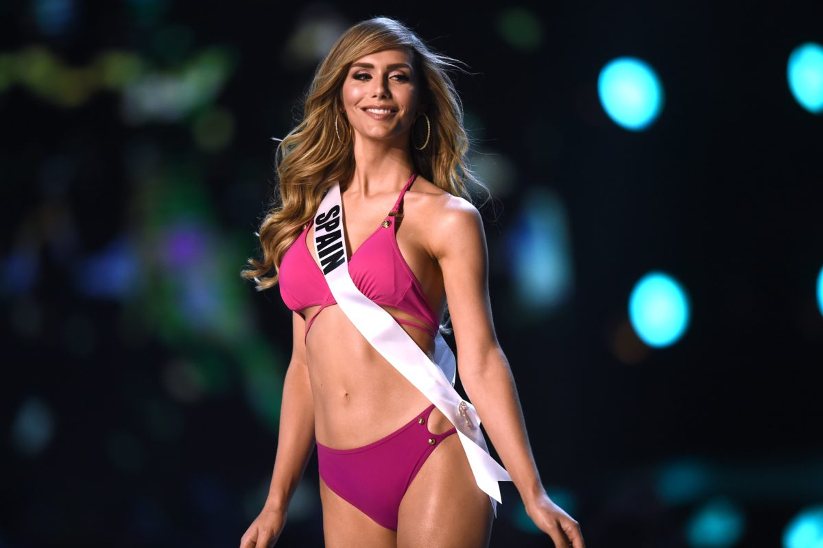 Miss Universe pays special tribute to Angela Ponce as she makes history