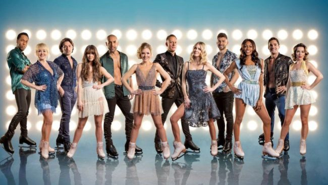 The 2018 cast of Dancing on Ice