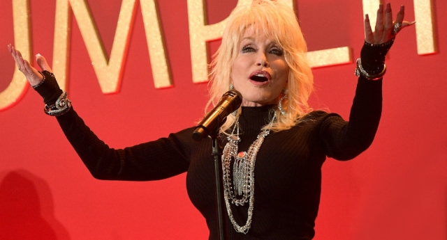Dolly Parton has repeatedly spoken out in support of drag queens, particularly those who dress as her (Matt Winkelmeyer/Getty)