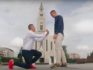 Jakub Kwieciński and David Mycek asked passersby to film 100 mock proposals in Poland as a social experiment. (Jakub & Dawid/YouTube)