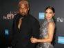 Kanye West and his wife Kim Kardashian West were at the show's opening night performance (Dominik Bindl/Getty)
