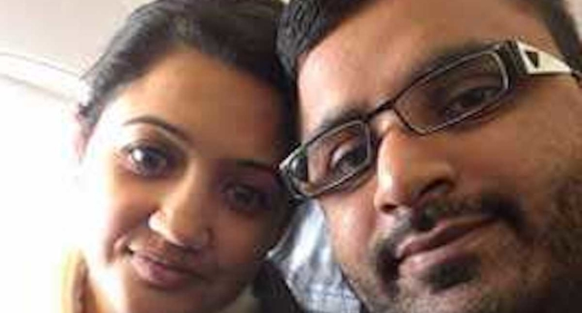 Mitesh Patel strangled and suffocated his wife Jessica Patel to death
