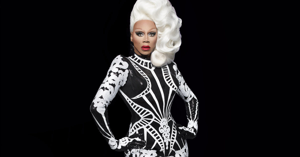 RuPaul's Drag Race is coming to the UK. (VH1)