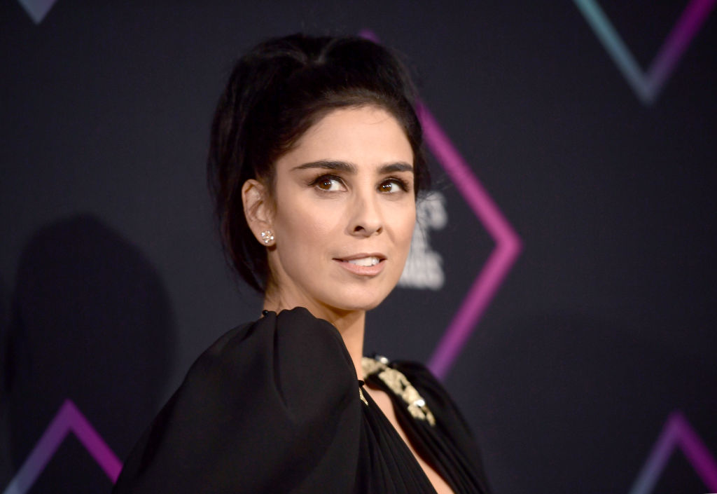 Sarah Silverman is 'done' using homophobic slurs in comedy