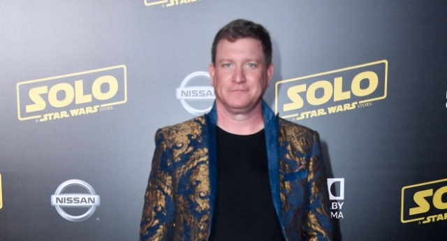 Stoney Westmoreland attends the premiere of 'Solo: A Star Wars Story' at the El Capitan Theatre on May 10, 2018 in Los Angeles, California. (Frazer Harrison/Getty)