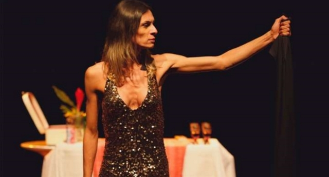The one-woman play, which stars a trans Jesus, has prompted protests and joy in Brazil (The Gospel According to Jesus, Queen of Heaven)