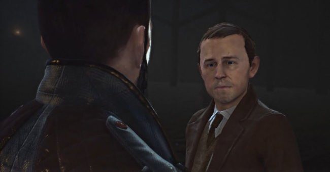 Oswal Thatcher in Vampyr. (Dontnod Entertainment)