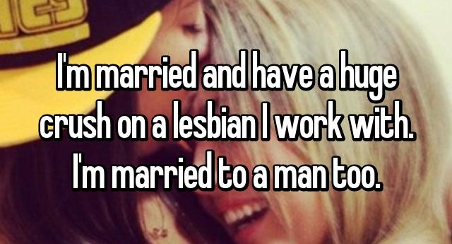 Whisper: I'm married and straight but wish I could have gay sex (Whisper)