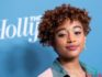 Amandla Stenberg attends The Hollywood Reporter's Power 100 Women In Entertainment at Milk Studios, in Los Angeles, California, on December 5, 2018. (VALERIE MACON/AFP/Getty)