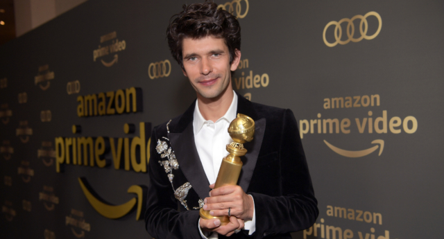 Ben Whishaw attends the Amazon Prime Video's Golden Globe Awards After Party at The Beverly Hilton Hotel on January 6, 2019 in Beverly Hills, California.  (Emma McIntyre/Getty Images)