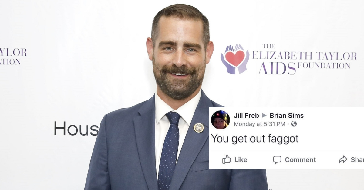 Gay lawmaker Brian Sims banned from Facebook for calling out abuse