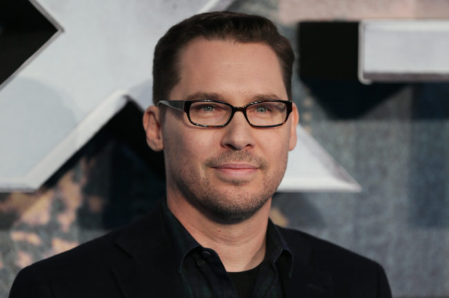 US director Bryan Singer poses on arrival for the premiere of X-Men Apocalypse in central London on May 9, 2016.