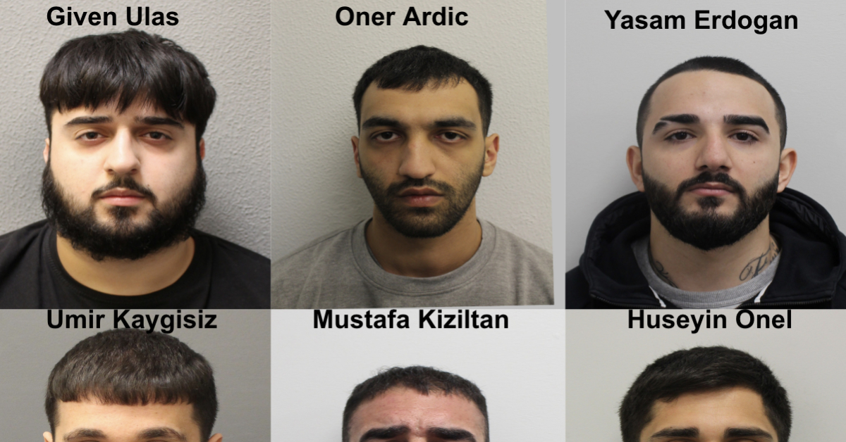 East London gang jailed for horrific homophobic acid attack