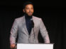 Jussie Smollett speaks at the Children's Defense Fund California's 28th Annual Beat The Odds Awards at Skirball Cultural Center on December 6, 2018 in Los Angeles, California.  (Gabriel Olsen/Getty Images)