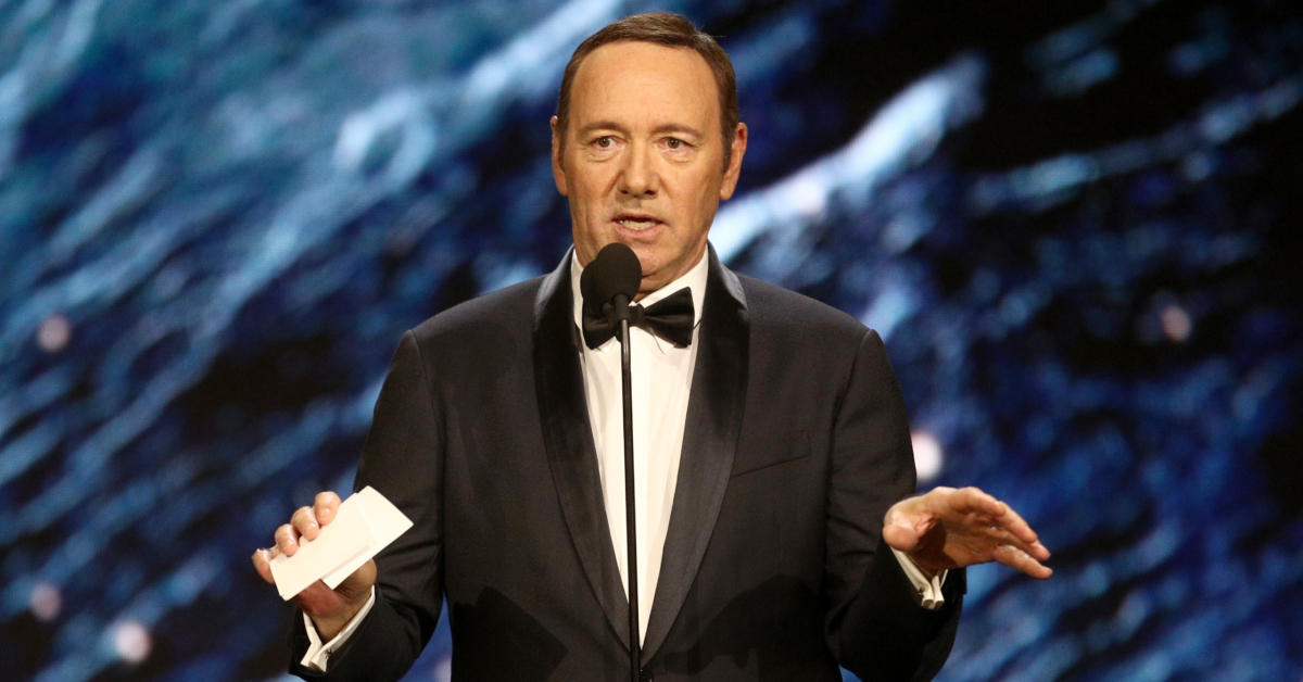 Kevin Spacey to appear in court for molesting teen boy